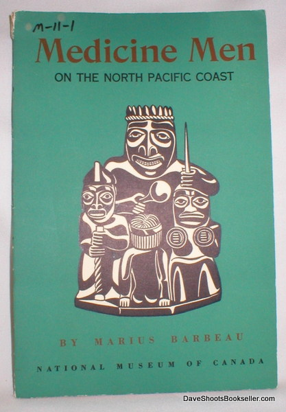 Image for Medicine- Men on the North Pacific Coast
