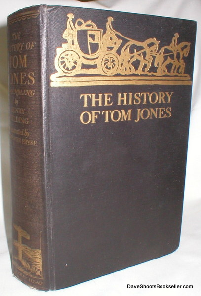 Image for The History of Tom Jones, a Foundling