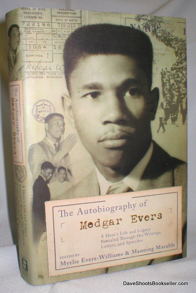 Image for The Autobiography of Medgar Evers
