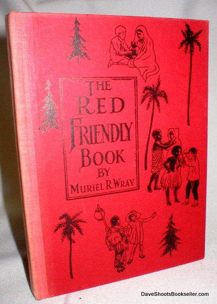 Image for The Red Friendly Book No. 4; Stories From Africa