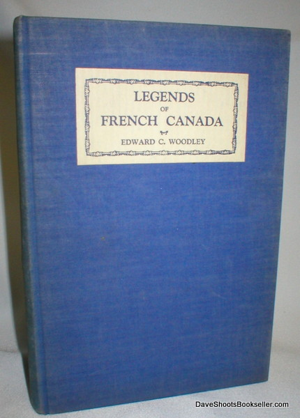 Image for Legends of French Canada