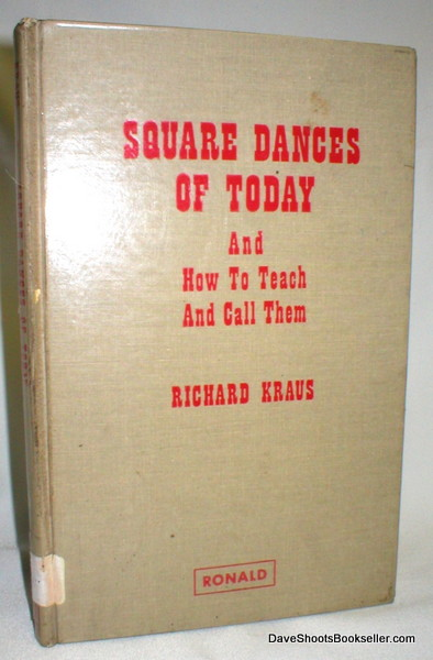 Image for Square Dances of Today and How to Teach and Call Them