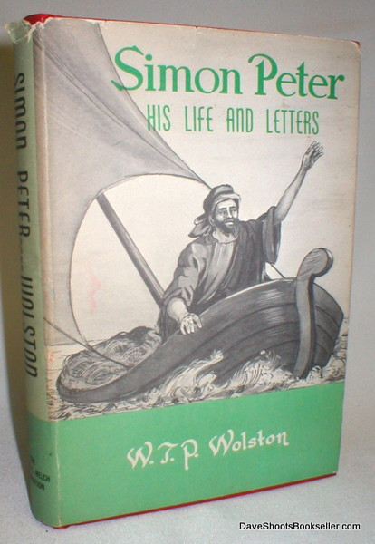 Image for Simon Peter; His Life and Letters