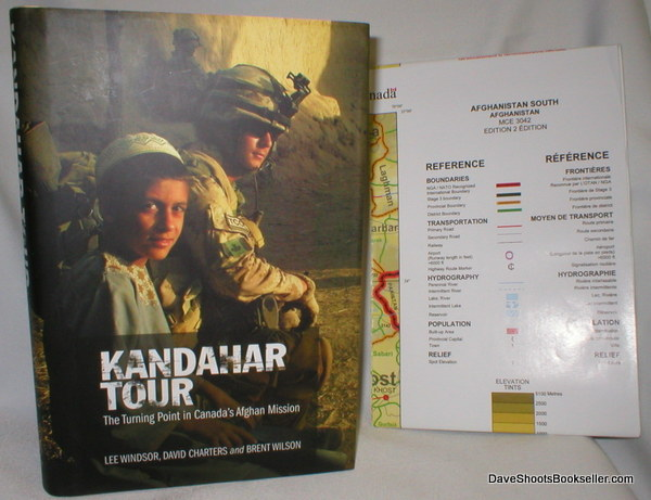 Image for Kandahar Tour; The Turning Point in Canada's Afghan Mission