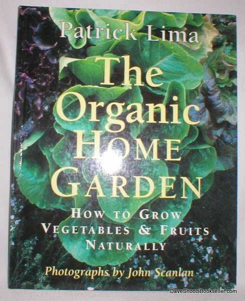 Image for The Organic Home Garden