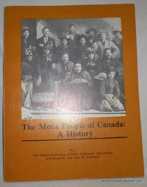 Image for The Metis People of Canada; A History