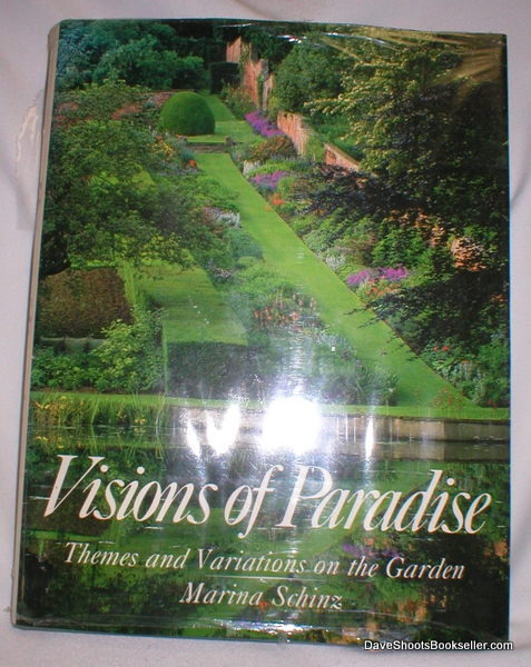 Image for Visions of Paradise; Themes and Variations on the Garden