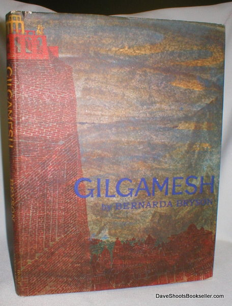 Image for Gilgamesh; Man's First Story