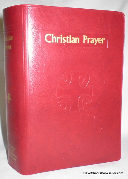 Image for Christian Prayer; The Liturgy of the Hours