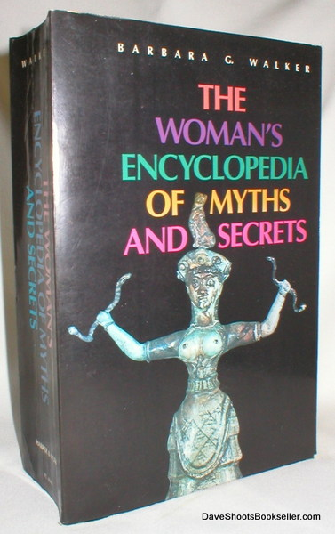 Image for The Woman's Encyclopedia of Myths and Secrets