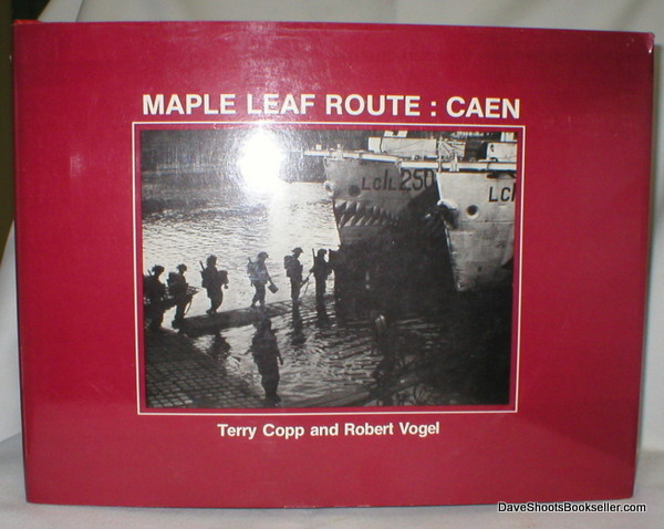 Image for Maple Leaf Route:Caen (Signed)
