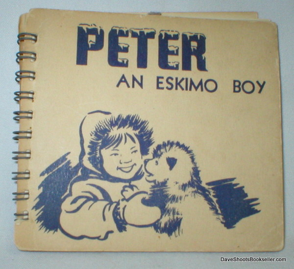 Image for Peter, An Eskimo Boy
