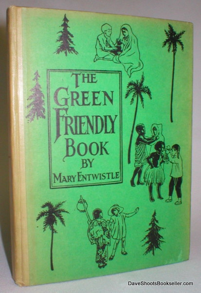 Image for The Green Friendly Book; Stories of Friendship in an Indian Village