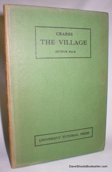 Image for The Village; With Introduction and Notes