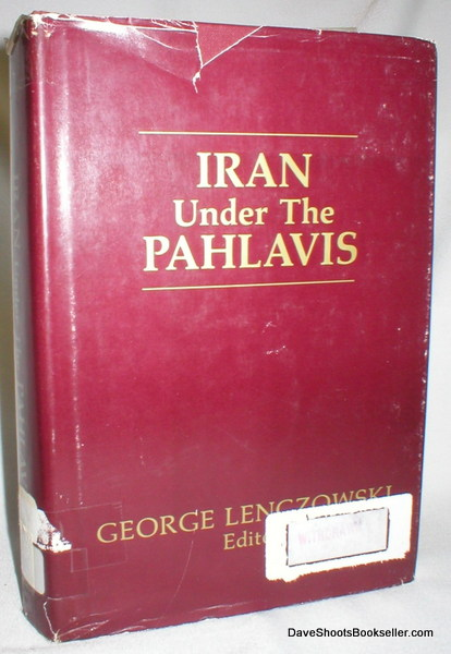 Image for Iran Under the Pahlavis
