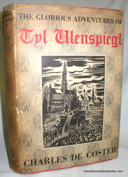 Image for The Glorious Adventures of Tyl Ulenspiegl