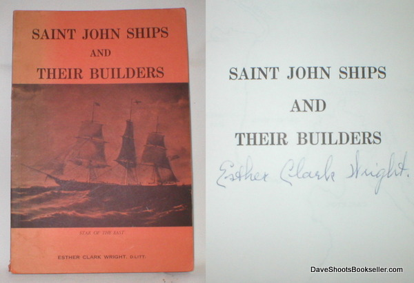 Image for Saint John Ships and Their Builders