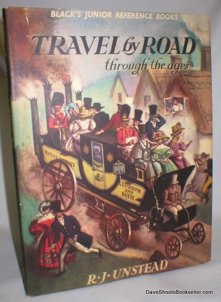 Image for Travel By Road Through the Ages