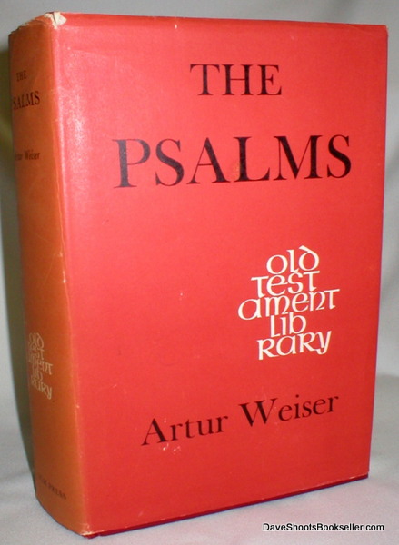 Image for The Psalms; A Commentary