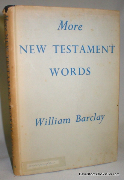 Image for More New Testament Words