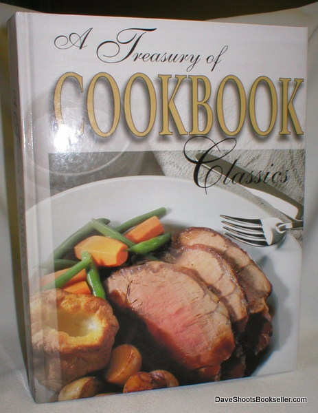 Image for A Treasury of Cookbook Classics