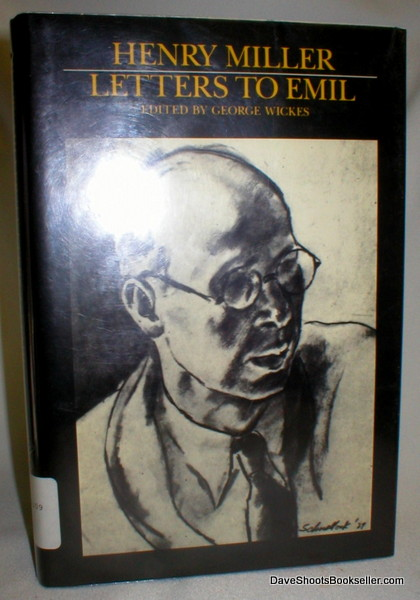 Image for Henry Miller; Letters to Emil