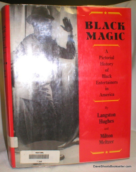 Image for Black Magic; A Pictorial History of Black Entertainers in America