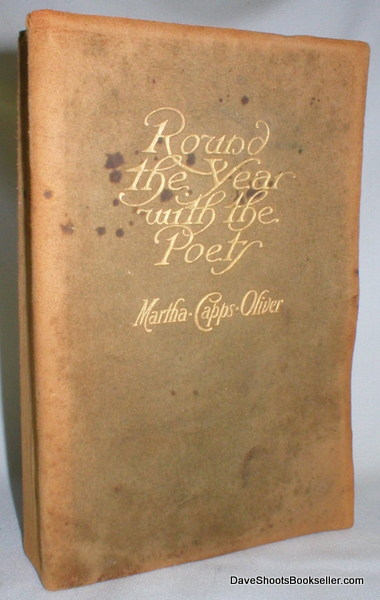 Image for Round the Year with the Poets; A Compilation of Nature Poems