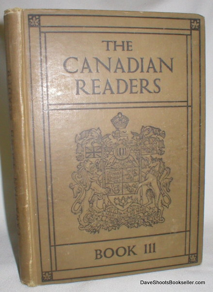 Image for The Canadian Readers; Book III