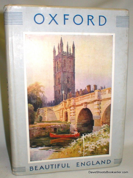 Image for Oxford (Beautiful England Series)