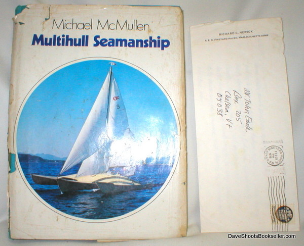 Image for Multihull Seamanship