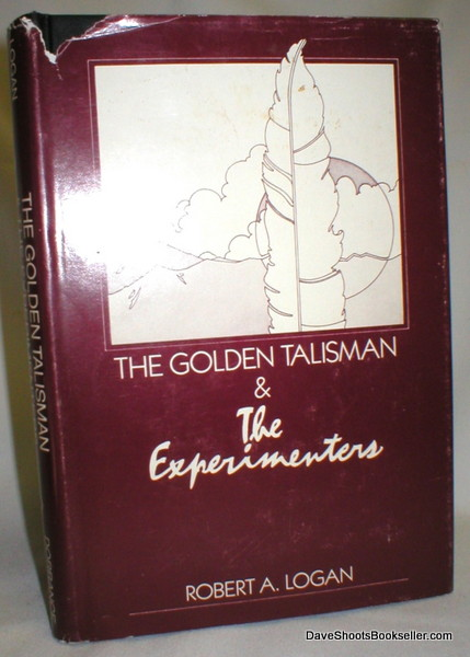 Image for The Golden Talisman and the Experimenters