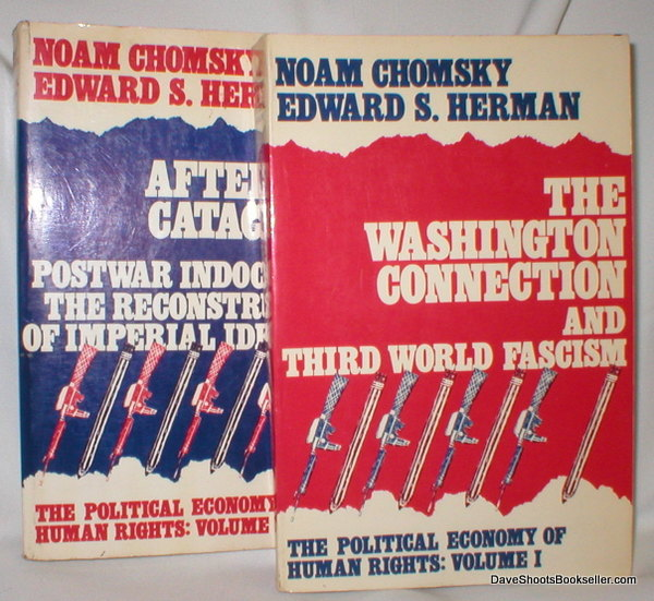 Image for The Political Economy of Human Rights (2 Vol set); The Washington Connection and Third World Fascism/ After the Cataclysm;Postwar Indochina & the Reconstruction of Imperial Ideology