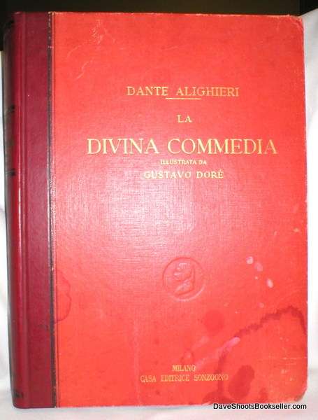 Image for La Divina Commedia