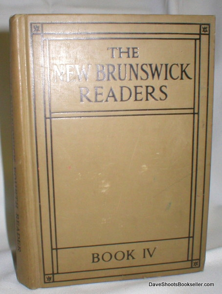 Image for The New Brunswick Readers; Book IV