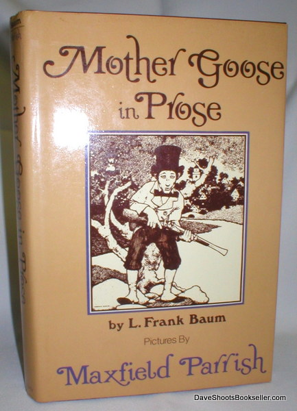 Image for Mother Goose in Prose