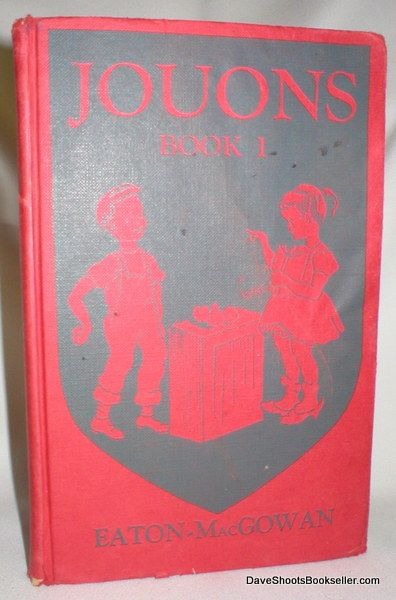 Image for Jouons; Book One