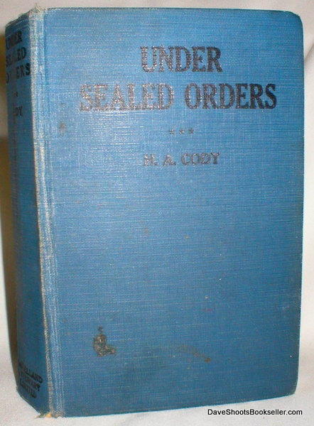Image for Under Sealed Orders