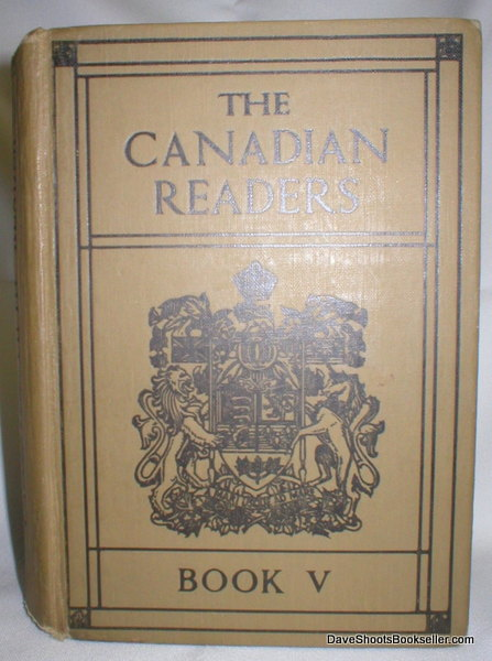 Image for The Canadian Readers; Book V