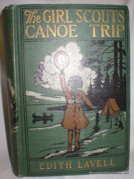 Image for The Girl Scouts' Canoe Trip