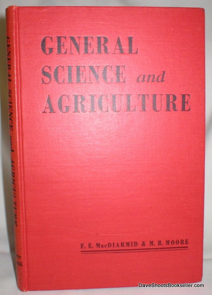 Image for General Science and Agriculture