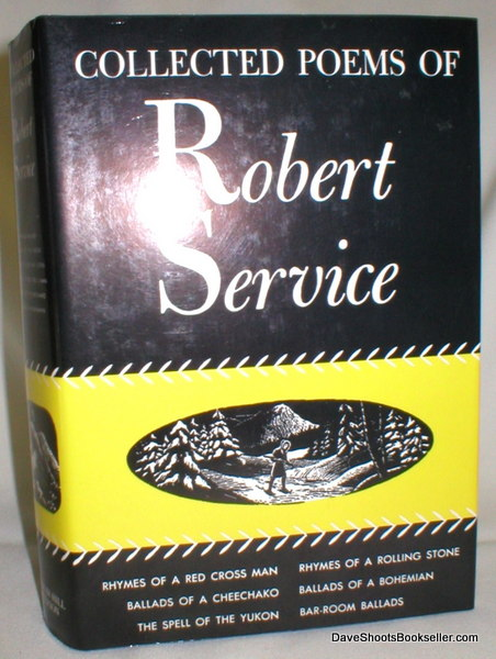 Image for Collected Poems of Robert Service