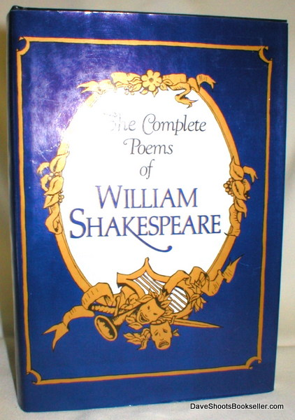 Image for The Complete Poems of William Shakespeare; And Selected Verse from  the Plays