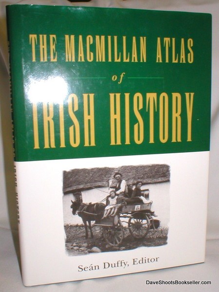 Image for The Macmillan Atlas of Irish History