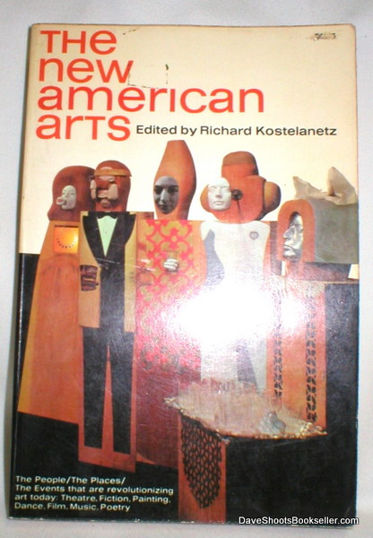 Image for The New American Arts