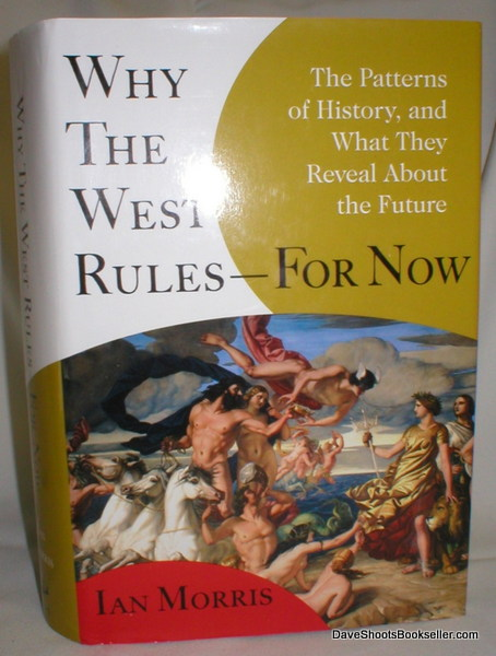 Image for Why the West Rules - for Now