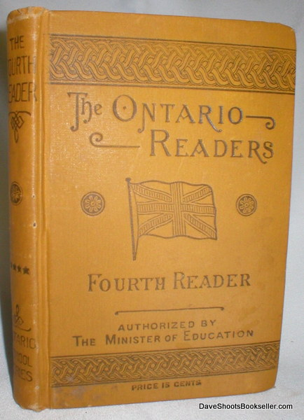 Image for The Ontario Readers; Fourth Reader