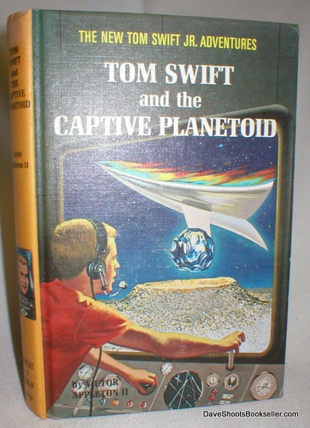 Image for Tom Swift and the Captive Planetoid