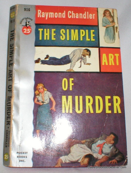 Image for The Simple Art of Murder