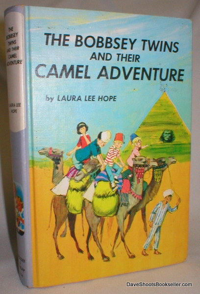 Image for The Bobbsey Twins and Their Camel Adventure